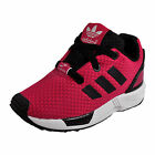 Adidas Originals ZX Flux EL Infants Babies Toddlers Girls Classic Casual Slip- O