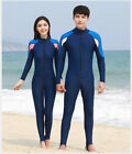 Men Women Neoprene Scuba Jellyfish Full Wetsuits Surfing Dive Jumpsuit Plus Size