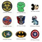 Movie Theme Sew Iron On Embroidered Patch Garment Clothes Applique DIY Crafts $2.99 USD