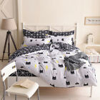 Batman King/Queen/Single Size Bedding Duvet/Quilt/Doona Cover Set Pillowcase Set