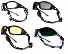 Bolle Tracker II 2 Safety Glasses Goggles, Anti Mist & Scratch , Various Lens