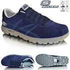 New Mens Skechers Go Walk Harbor Sports Running Gym Trainers Shoes Sneakers Size