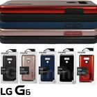INCIPIO DualPRO Hard Shell Drop Protection Case Cover for LG G6 NEW All Colors