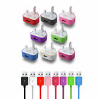 NEW USB SYNC & CHARGER DATA LEAD CABLE PLUG FOR SAMSUNG GALAXY S2/S3/S4/S5/S6/S7
