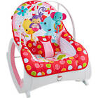 Fisher Price Infant-To-Toddler Rocker Baby Seat Bouncer Chair Play Toy Sleeper