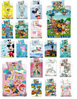 Baby Kinder Bettwäsche DISNEY 100x135 2-tlg Winnie, Minni, Mickey, Cars,  Frozen