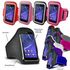 GYM Work Out Sports Running ARMBAND Cover Key Holder For Various Motorola Moto