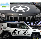 Decoration Band of Brothers Auto Jeep SUV sticker US Army Car Decal Body Covers