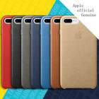 Genuine luxury Apple  Leather Case Cover For Iphone 7 7 PLUS with metal buttons