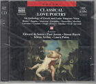 Classical Love Poetry 2CD Audio Book NEW Anthology Greek Latin Amorous Verse