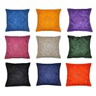 Home Decor Embroidered Mirror Work Cushion Handmade Pillow Cover Throw Free Post  home works mirror | DIY DOLLAR TREE BLING MIRROR WALL ART DECOR  -HOME DECOR DIY WORKS 2824321616244040 1