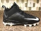 Nike Air Max MVP Elite ELT 2 3/4 MCS Black 716686-010 Sz 10.5, 11, 12 NEW!!!!!!