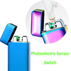 Electric automatic triggered Cigarette Lighter Plasma camp igniter Rechargeable