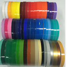 "5"" x 150 ft Roll Oracal Vinyl Pinstriping Pinstripe Tape - 63 Colors available"