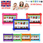"""7"""" INCH KIDS ANDROID 4.4 TABLET PC QUAD CORE WIFI Camera UK STOCK CHILD CHILDREN New"""