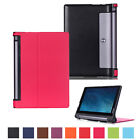 Slim Leather Folio Shockproof Full Case Cover For Lenovo Yoga Tab 3 X50L/F 10.1