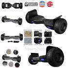 Bluetooth Electric Off Road Scooter Balancing Wheel HoverBoard UL2272 Certified