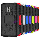 For Motorola G Play Droid / Moto G4 Play Case Kickstand Protective Phone Cover