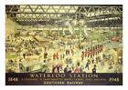 Vintage Railway POSTERS: WATERLOO STATION 1848 - 1948 :  A2 & A3 (209)