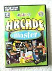 30056 PC Game - Arcade Master [NEW & SEALED] - (2002) Windows XP