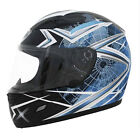 THH TS-39 GLOBE BLACK/BLUE  SUIT ALL MOTORCYCLE RIDING USE