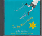 Sally Gardner The Boy Who Could Fly CD Audio Book Abridged Andrew Sachs FASTPOST