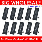 New OEM OriginalGenuine Internal Replacement Battery for iPhone5 6 6S Plus Lot Y