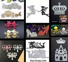 METAL CUTTING DIES CARD MAKING MERMAID DISNEY CINDERELLA SHOE PRINCESS CASTLE