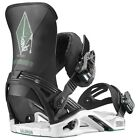 2017 NIB MENS SALOMON DISTRICT SNOWBOARD BINDINGS $240 Deco 3D asym supreme