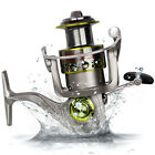 13+1BB 5.5:1 Spinning Fishing Reel Sea Freshwater Bass Fishing Tackle Gear Reels