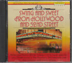The Hollywood Studio Orchestra : Swing & Sweet from Hollywood CD FASTPOST