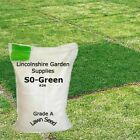 Grass Seed. SO - GREEN - Unique Mix That Stays Green in all Weather Conditions