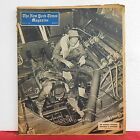 Aerial Tanker Refuels a Bomber New York Times Magazine March 27 1955 VERY RARE!