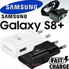 SAMSUNG Genuine Adaptive Fast Charging Wall Charger EP-TA20 for Galaxy S8+ NEW