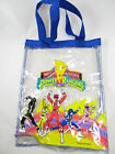 1993 MMPH Might Morphin Power Ranges Clear Plastic Shopping Recyclable Comic Bag