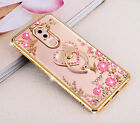 Luxury Slim Ring Case TPU Stand Cover For Huawei Honor 6X/ Mate 9 Lite/ GR 2017