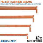 Pallet Racking Beams NEW Dexion Compatible Warehouse Industrial Storage Shelves