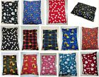 DOG BED REMOVABLE ZIPPED COVER EXTRA LARGE SIZE WASHABLE PET BED COVER Only