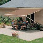 11x9 ft.  SunSetter Manual Retractable Awning 900XT Model Outdoor Deck & Patio