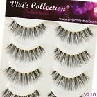 5 Pairs False Eyelashes Long Thick Natural Fake Eye Lashes Set Mink Makeup UK <br/> 3for2 Mix&amp;Match (Add 3 to Qualify),See Description