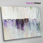 AB1430 purple modern large design Abstract Canvas Wall Art Framed Picture Print