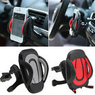 Universal Car Vent Mount Holder Bracket Cradle For Iphone 7/7Plus Cell Phone GPS