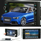 """6.2 """"Hd - Touchscreen Bluetooth Car Auto Mp4 Player Stereo - Ukw - Radio - Mp5"""