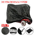 Large  Mobility Scooter Storage Rain Cover Waterproof Disability UV Protector