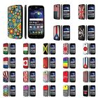 ZTE [Uhura Grand X3] [Warp 7] Ultra Slim Cover Case Screen Protector Design [K]