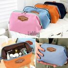 Portable Travel Cosmetic Bag Multifunction Makeup Pouch Toiletry Case Beauty LEB