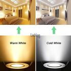 85-265V Warm White Cool White Silver LED Ceiling Recessed Down Light Fixture LEB