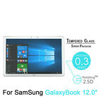 """Premium Tempered Glass Screen Protector Film For 10.6"""" 12"""" Samsung Galaxy Book"""