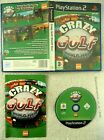 19440 Crazy Golf World Tour [NEW] - Sony Playstation 2 (2003) SLES 53318
