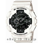 Casio G-Shock GA-110GW-7AJF White and Black Series Mens Watch